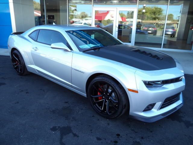2015 Chevrolet Camaro 2dr Coupe SS W 2ss 1LE Performance