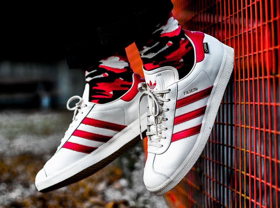 0f44aaf999eaf Adidas Gazelle City Pack Moskva GTX - 2016 (by jabbarofsky) Buy here   Sneakersnstuff   End Clothing