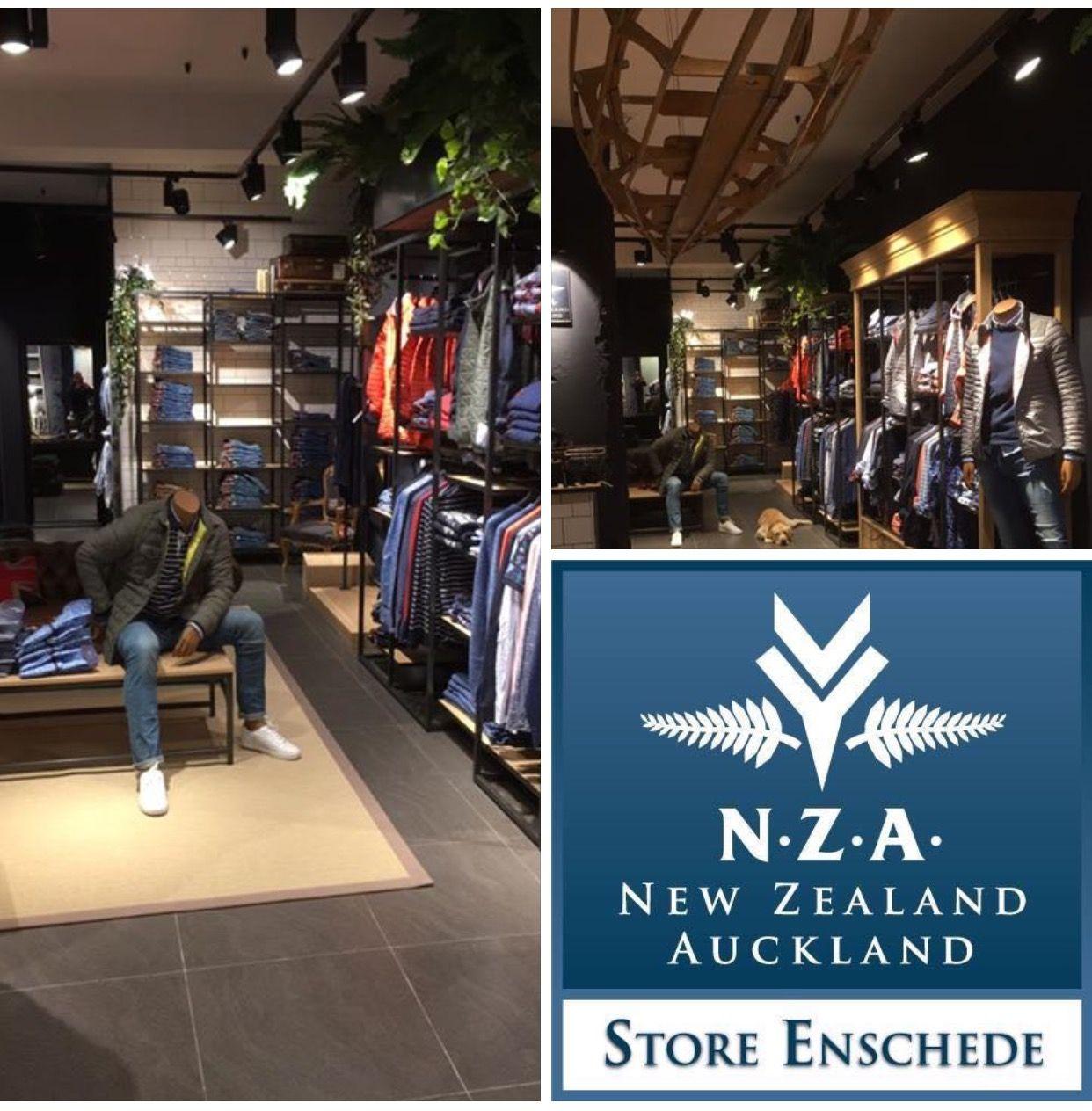 Weer een mooie winkel in onze straat! #Herenmode #NZA