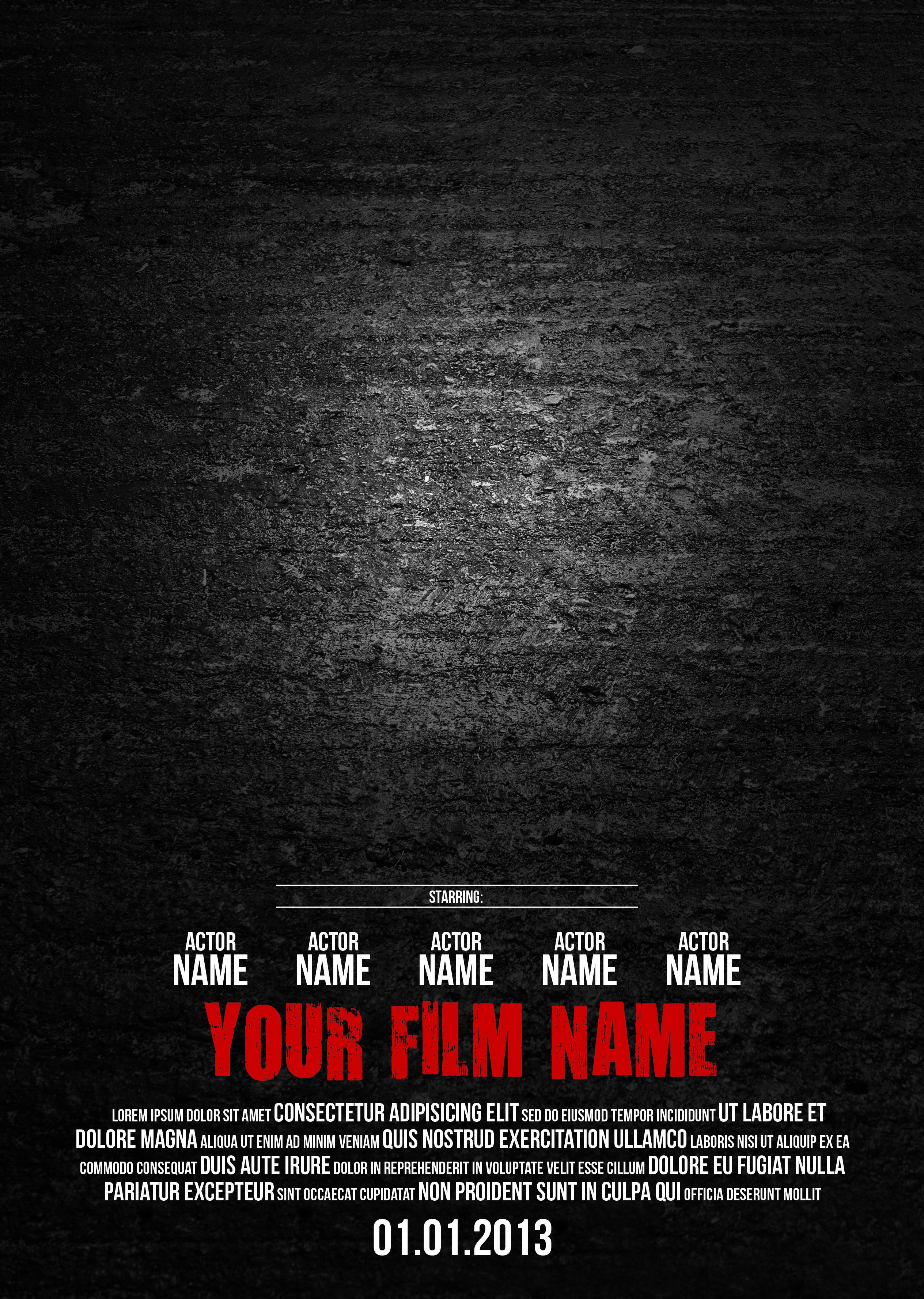 Coming Soon Movie Poster Template : www.galleryhip.com - The Hippest ...