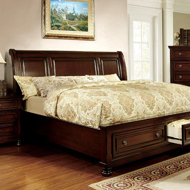 Furniture Of America Northville California King Bed Collection