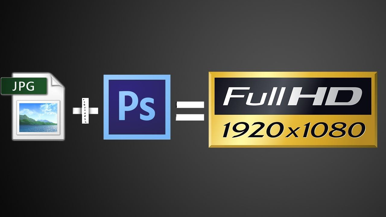How To Convert Any Picture In 1080p Hd Photo Retouching Pictures Graphic Artist