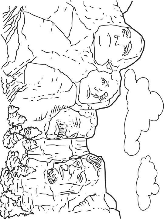 Coloring Page World Wonders World Wonders Coloring Pages Cool
