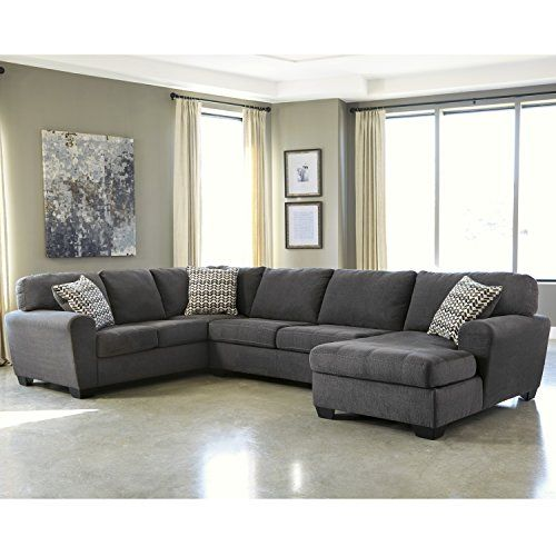 Flash Furniture Benchcraft Sorenton 3 Piece LAF Sofa Sectional in