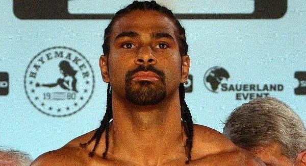 Welcome to Sport Theatre: David Haye eager to face new crop of heavyweights