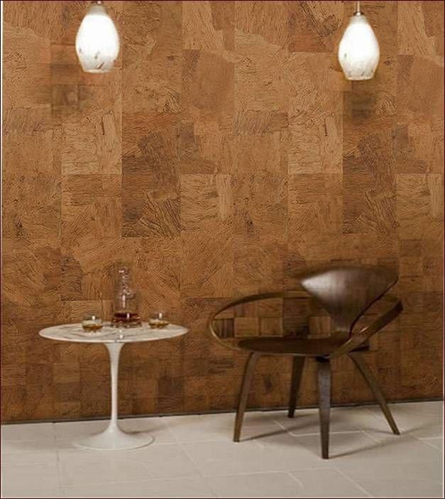 Cork Board Wall Tiles   Fireplace   Pinterest   Cork board walls ...