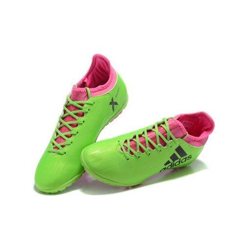 adidas grün rosa