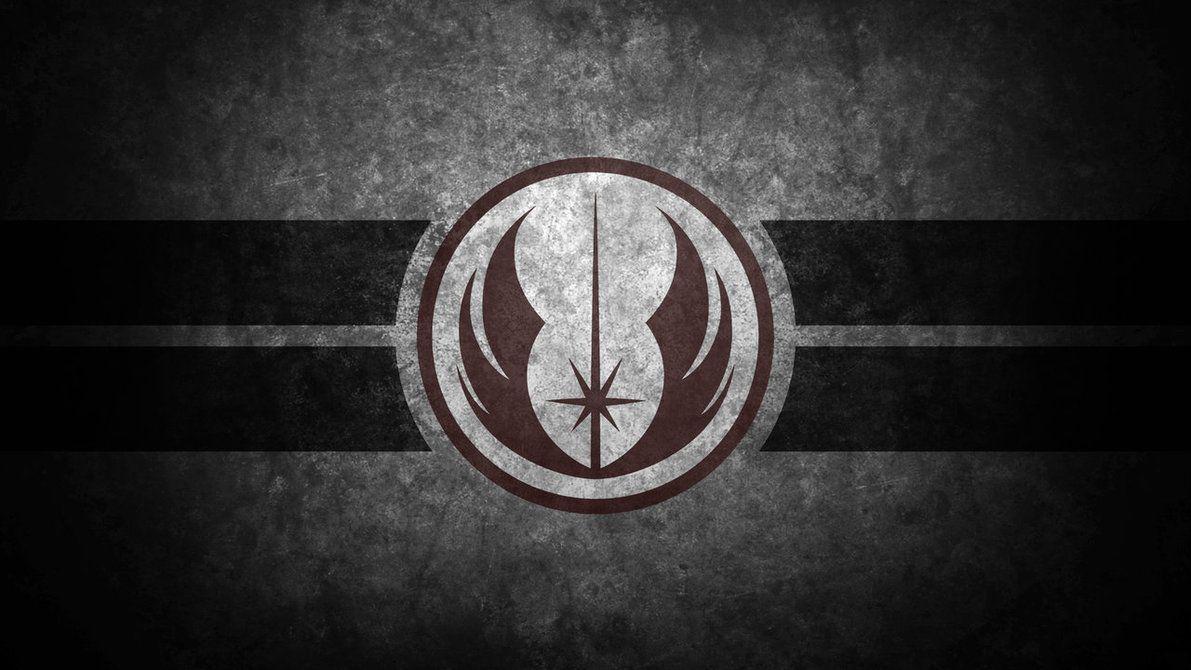 Jedi Order Symbol Wallpaper Google Search Star Wars Wallpaper Star Wars The Old Star Wars Background