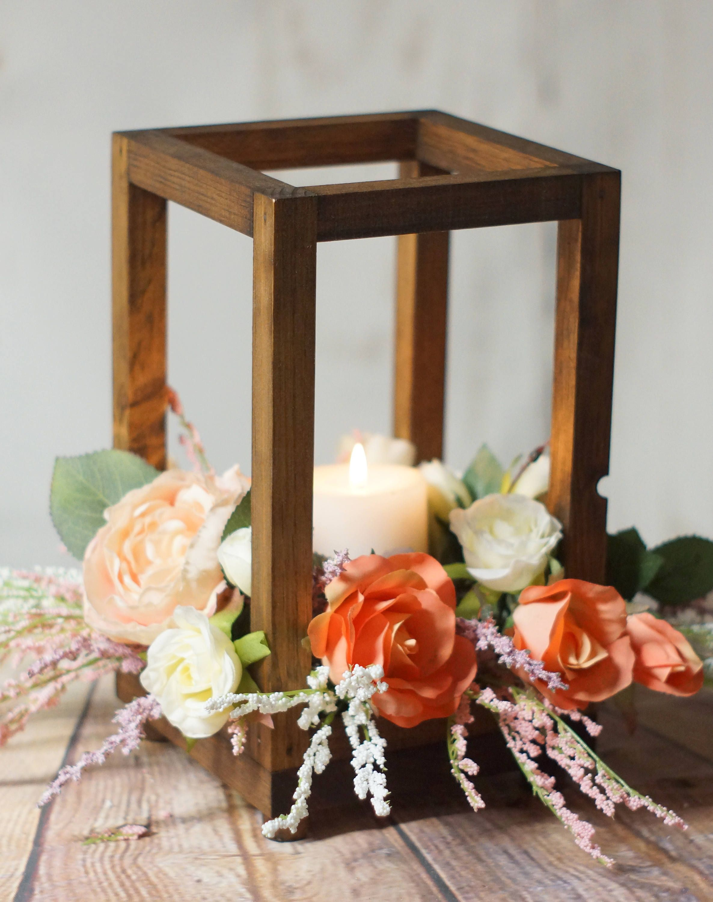 Easter table lantern centerpiece easter decoration