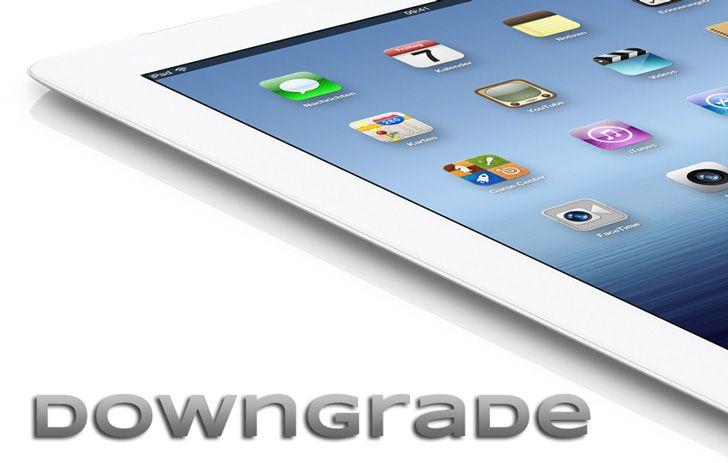 redsn0w 0.9.11bリリース!iPad2,iPad3,iPhone4Sダウングレード方法