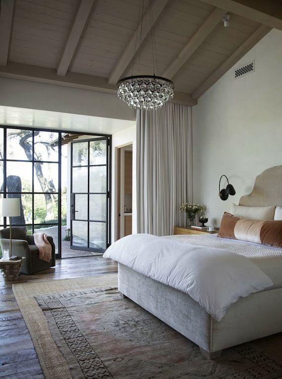 Interiors I Love Robert Abbey Bling Chandelier Home Bedroom