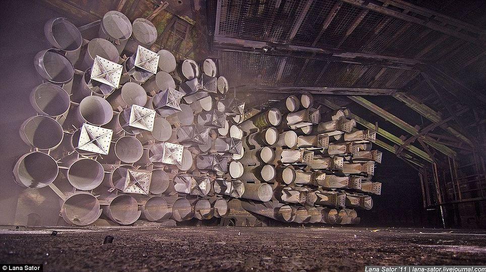 Inside a Russian Rocket Factory