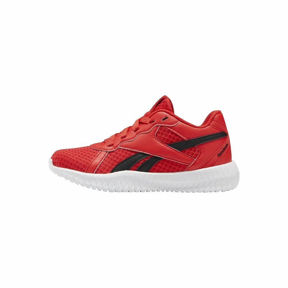 REEBOK Schuhe Jungen, Rot Schwarz, Größe 12.5k in 2020