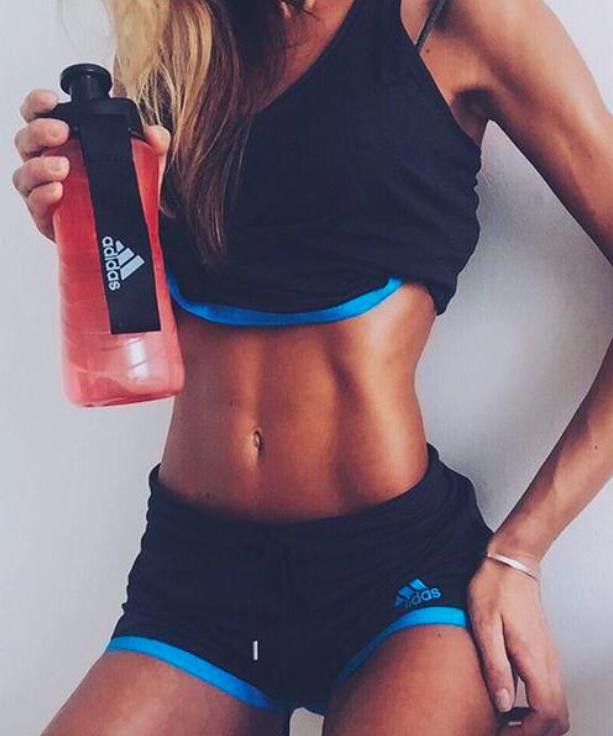 Спортивные красивые девушки стимул для похудения
