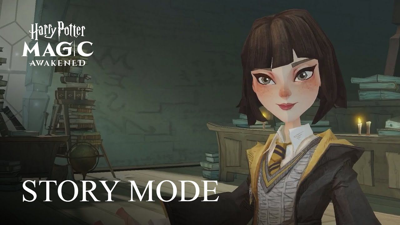 Harry Potter Magic Awakened Story Mode Missing Girl Harry Potter Magic Miss Girl Harry Potter