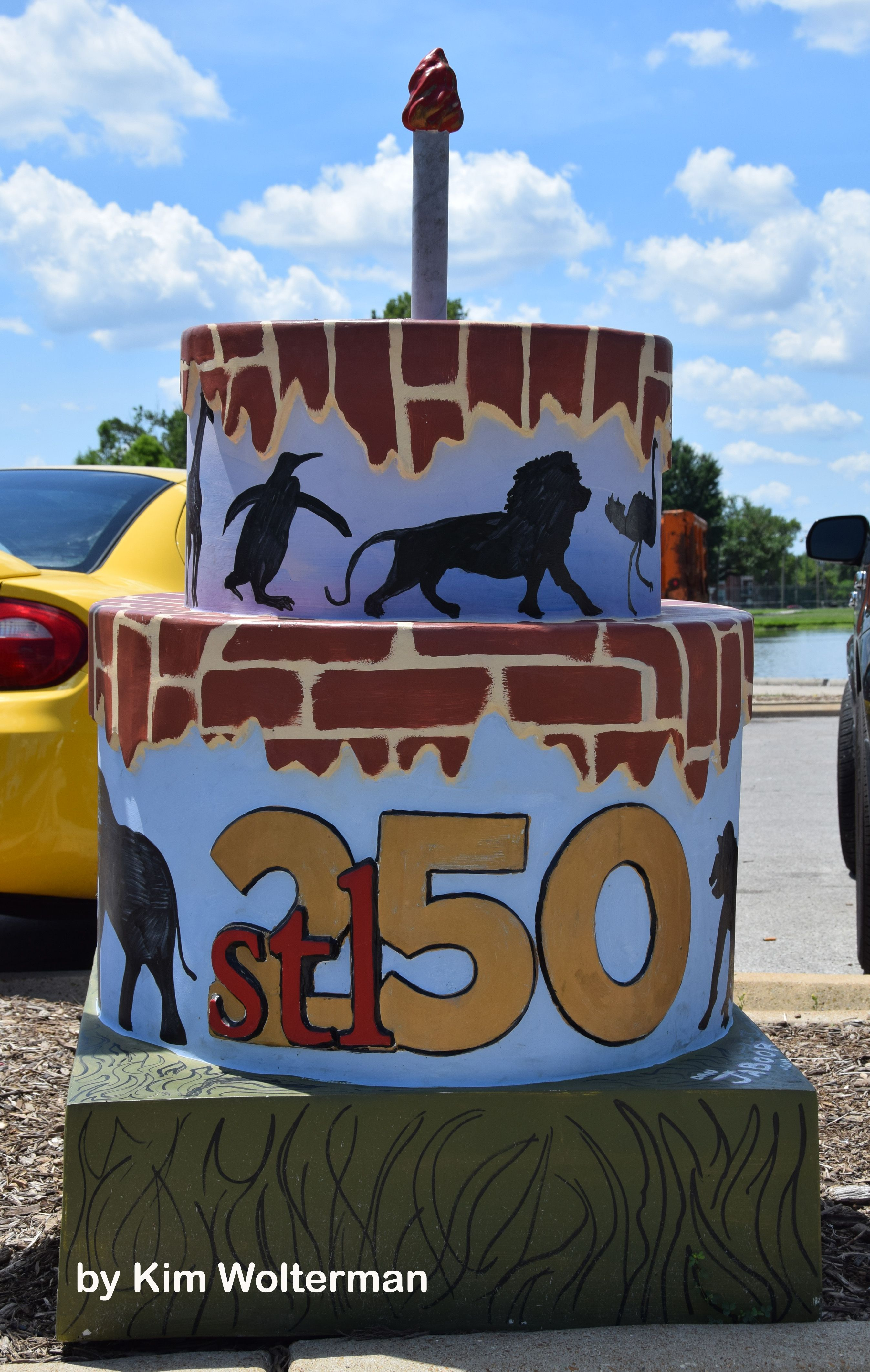 Cakeway to the west fairground park cakewaytothewest