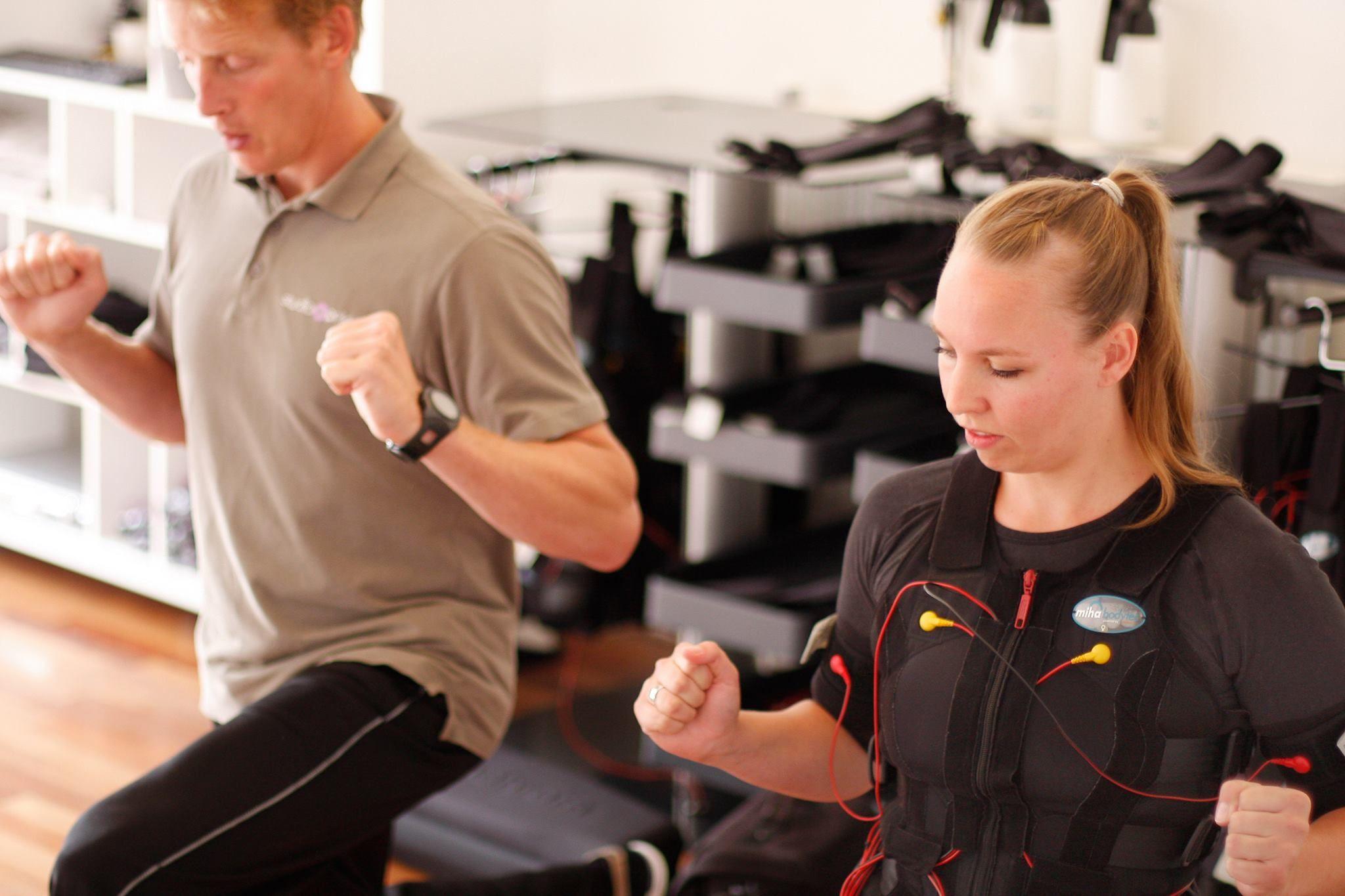 Rotterdam Zuid Holland Entrenamiento Entrenador Personal Fitness