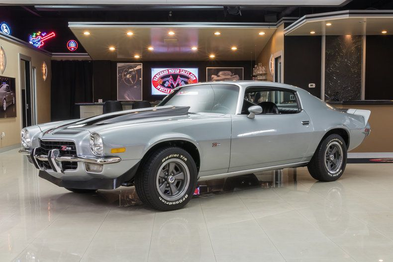 Camaro Z28! GM 350ci V8 Crate Engine, TH400 Automatic, PS, PB, Vintage A/C