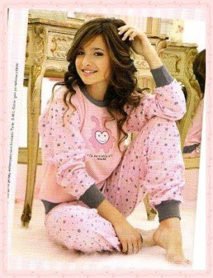 FASHiONISTA: Pijamas para estar comodas y bonitas