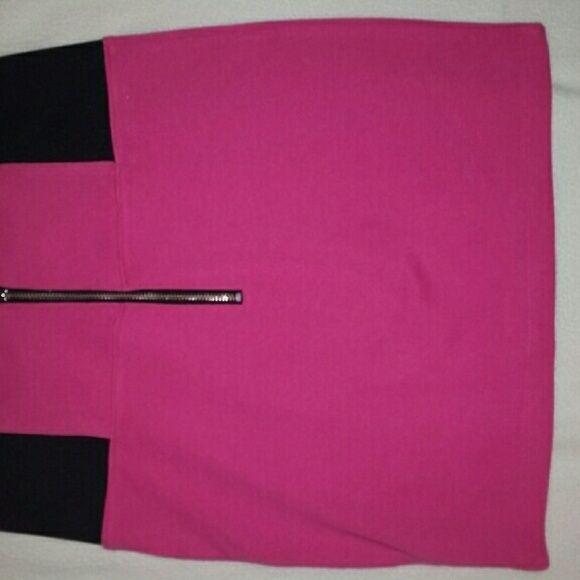 Pink mini skirt Pink skirt Skirts Mini