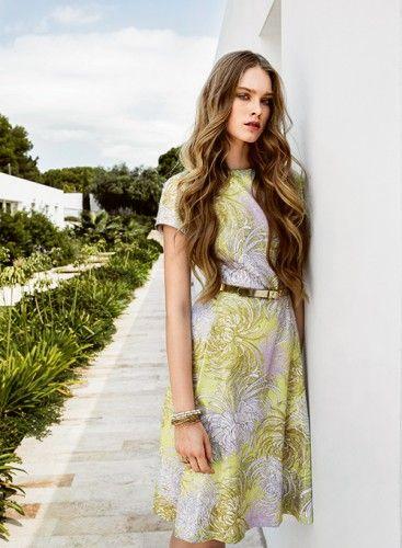 Burda Style Moda - Deliciosamente romântica | Moda | Pinterest