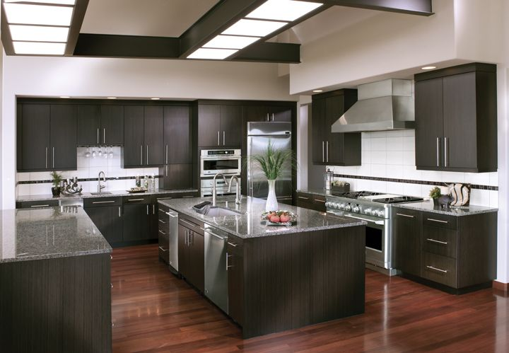 Kitchen Cabinets Yakima Wa dewils cabinetry taurus door style in bamboo with ebony stain. www