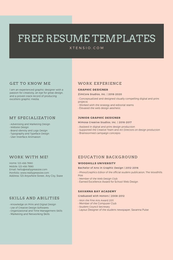 How To Make a Resume How to make resume, Resume, Resume