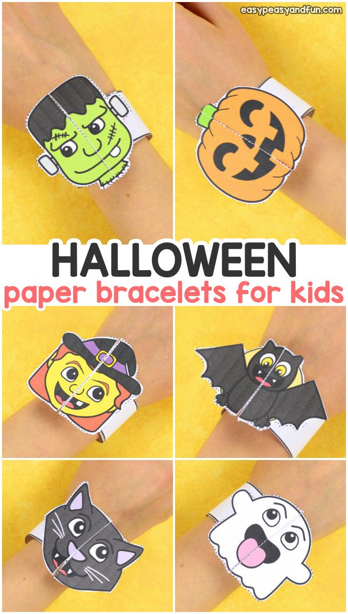 47++ Easy printable halloween crafts info