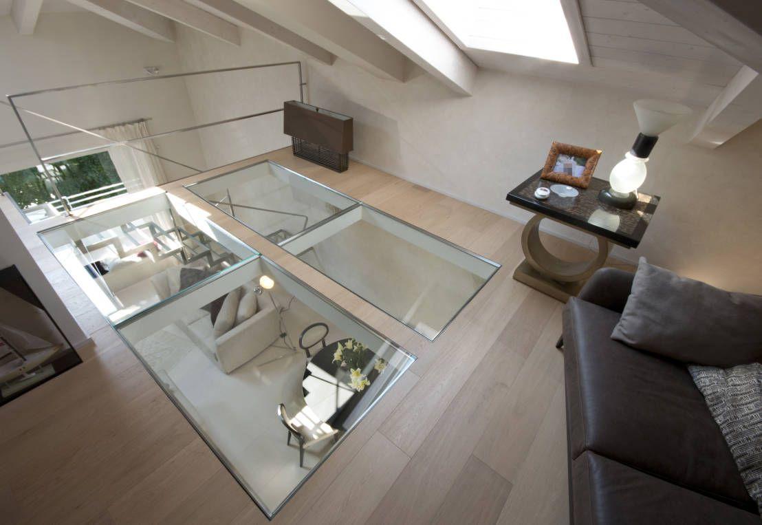 El ático que se convirtió en un loft espectacular | Pinterest ...