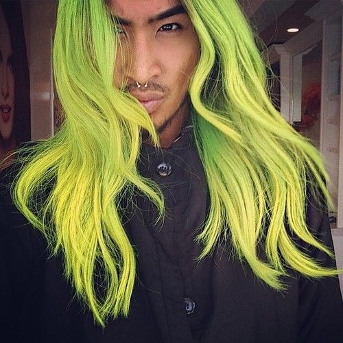 Chartreuse also best mauve hair images on pinterest cabello de colores rh