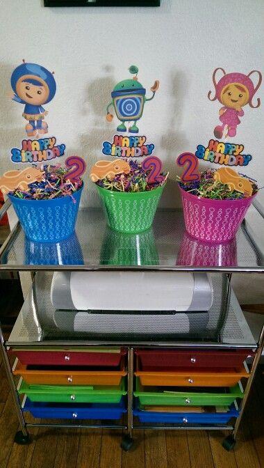 Team umizoomi birthday party decoration | Team umizoomi ...