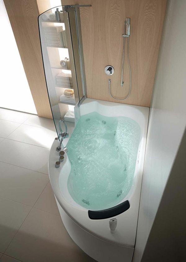 Photo of Eckbadewanne – eine der tollsten Optionen für Ihr Badezimmer