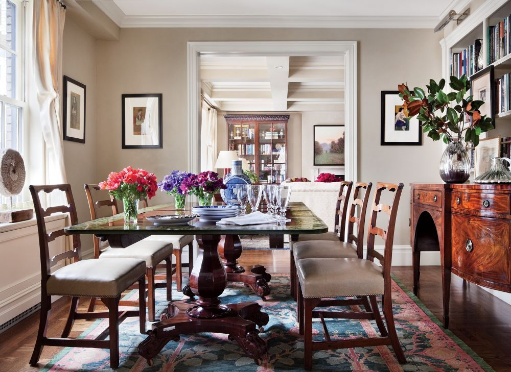 Image result for michael s smith dining rooms Cap Ferrat Dining - küchen möbel martin