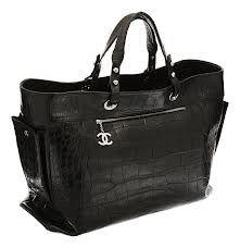 fbc4a832e233 Chanel | Croc Biarritz | ☠HOTNESS☠ | Bags, Chanel, Travel bags