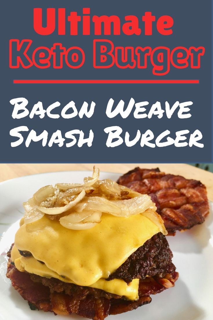 Keto Smashburger