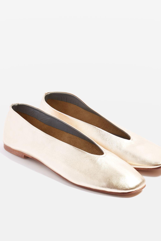 827ec65e4 Kick Soft Leather Ballet Pumps in 2019 | обувь 17-18 | Shoes, Soft ...