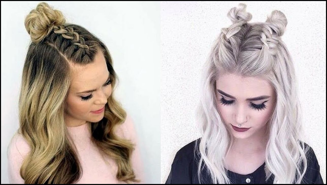 30+ easy diy tutorials for glamorous and cute hairstyle | hair