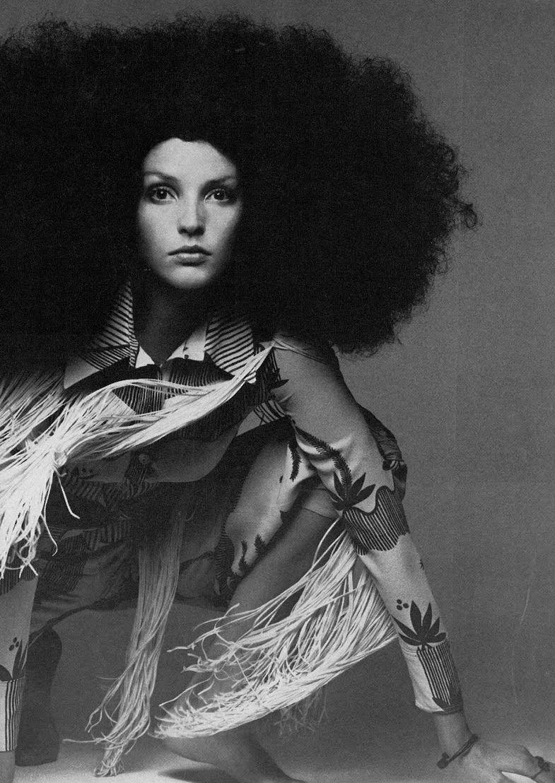 1st September 1969 - UK Vogue