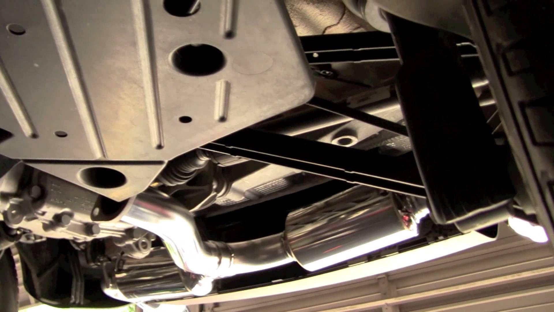 Mini Cooper Exhaust Cat Back Installation Video Mini Cooper Mini Coilovers