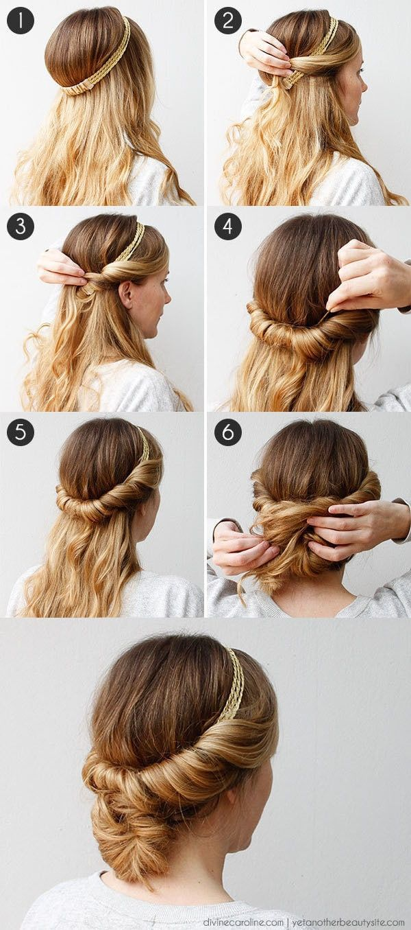 Easy hairstyles for women to look stylish in no time easy cute