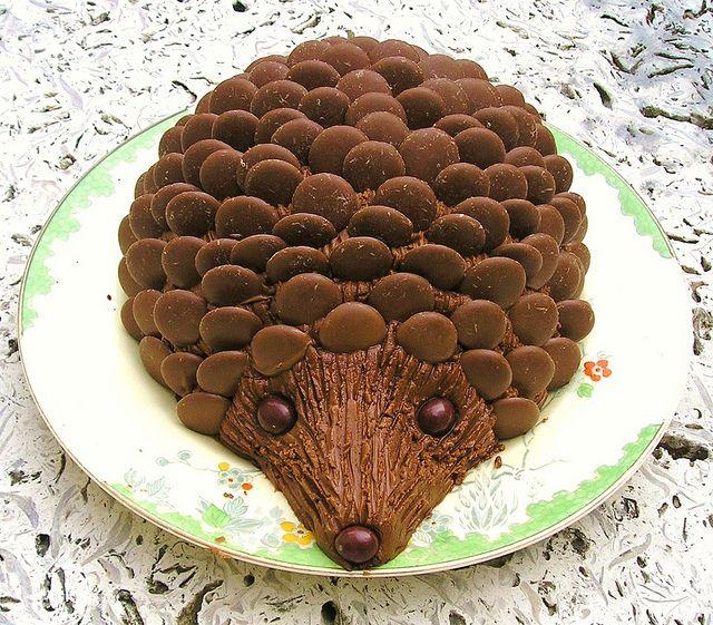 Rachel Allen Number Birthday Cake