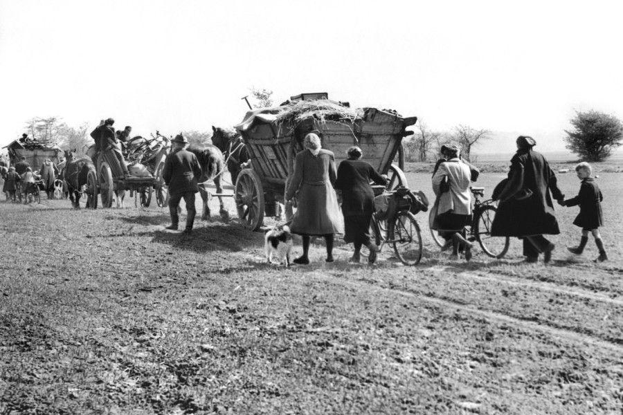 Pin Von Alexandra Peters Auf Leid Der Heimatvertriebene Ostpreussen Geschichte Historische Bilder