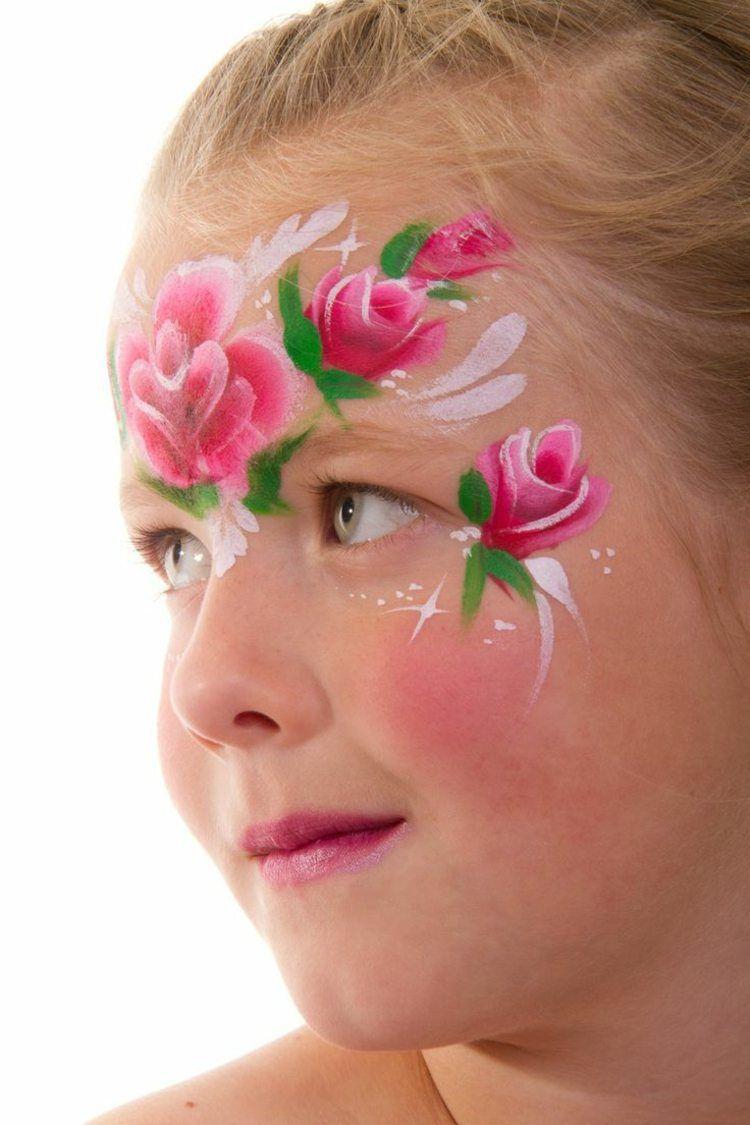 fasching mit märchenhaften motiven  rosen für ein