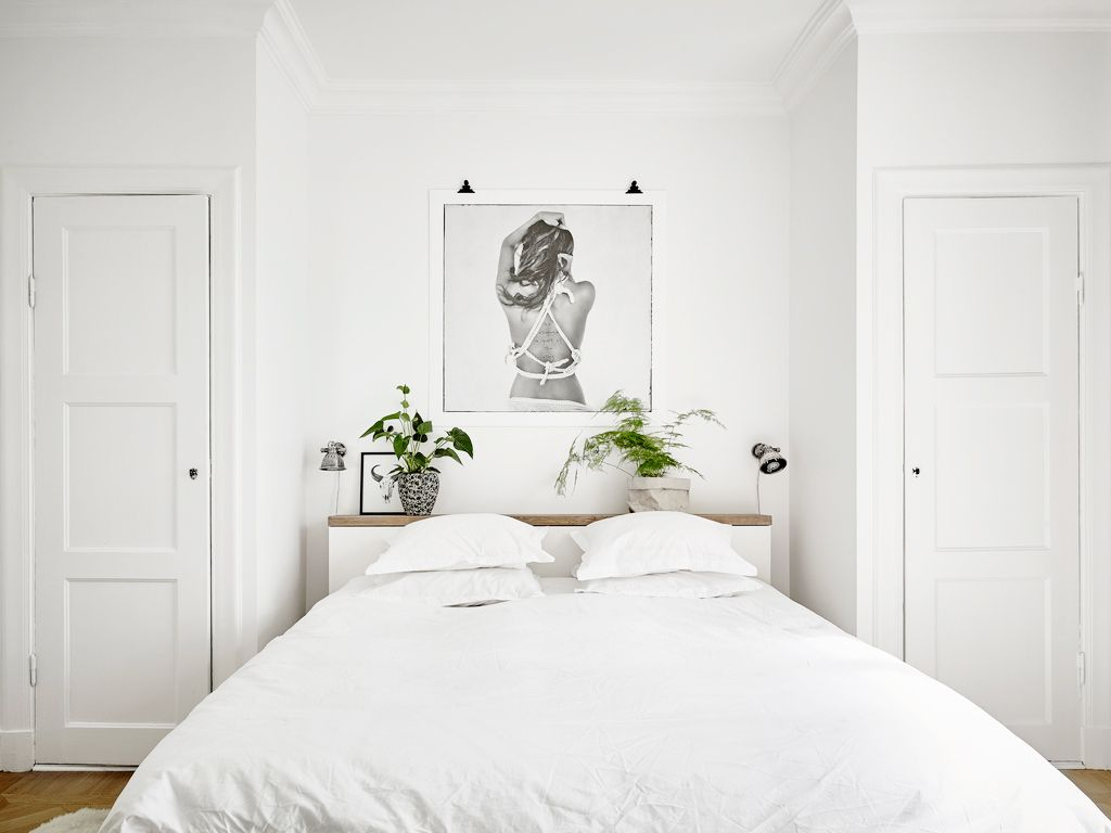 Bedroom Decor Rules the most stylish rooms where all white rules | room, white rooms