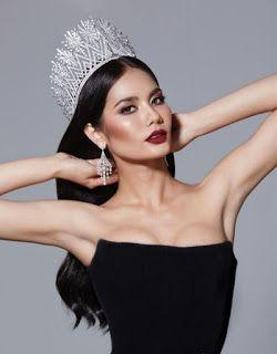 """30 สไตล์ทรงผมสวยแพง เลอค่า... """"น้ำตาล ชลิตา"""" Miss Universe Thailand 2016"""
