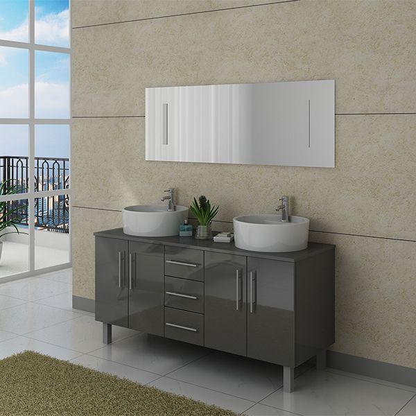 meubles #salledebain #design Meubles de salle de bain Pinterest