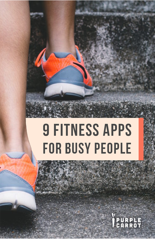 The 9 Best Fitness Apps for Busy People