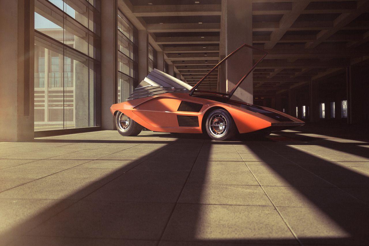 "itcars ""Lancia Stratos Zero Images by Oskar Kosinski"