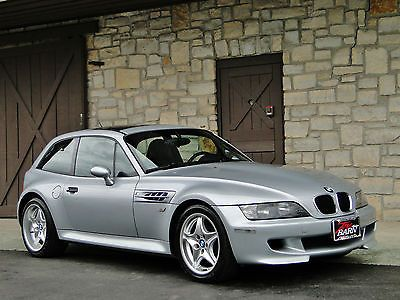 Rare Z3 M Coupe Only 73k Miles Local Trade In Clean Carfax All