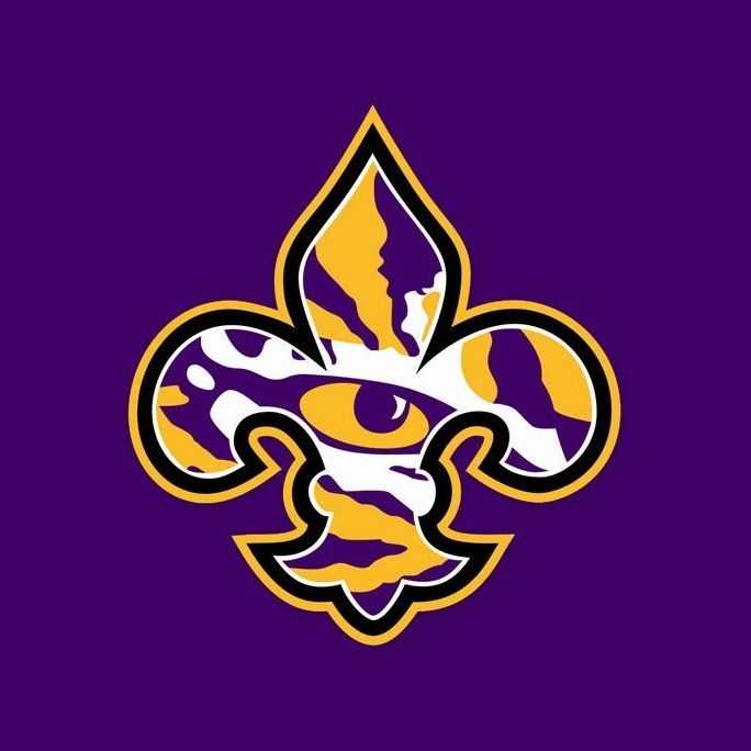 all things LSU! on Pinterest Keep Calm, Gold Christmas